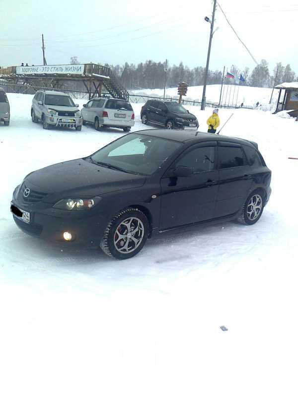 Mazda Mazda3, 2004 год, 465 000 руб.