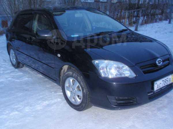 Toyota Corolla Runx, 2006 год, 430 000 руб.