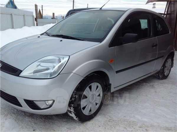 Ford Fiesta, 2005 год, 300 000 руб.