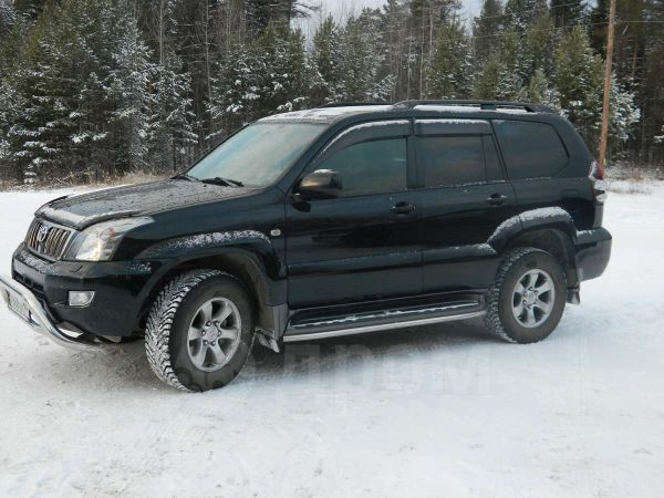 Toyota Land Cruiser Prado, 2007 год, 1 445 000 руб.