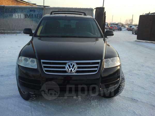 Volkswagen Touareg, 2003 год, 850 000 руб.