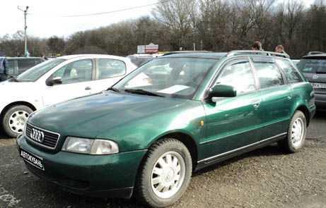 Audi A4, 1998 год, 305 000 руб.