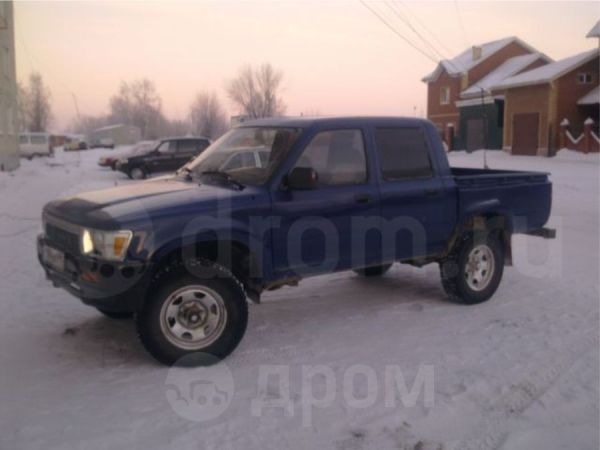 Toyota Hilux Pick Up, 1994 год, 270 000 руб.