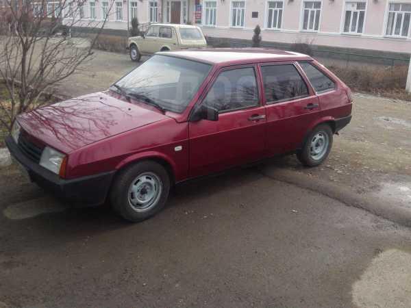 Лада 2109, 1995 год, 69 999 руб.