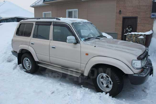 Toyota Land Cruiser, 1995 год, 650 000 руб.