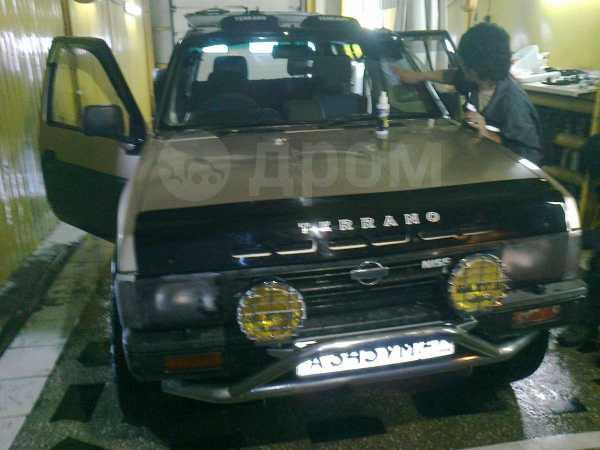 Nissan Terrano, 1990 год, 250 000 руб.