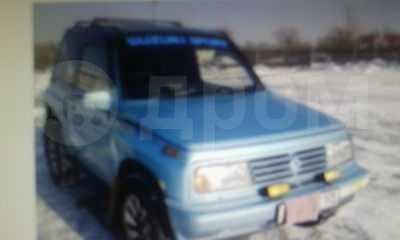Suzuki Escudo, 1993 год, 160 000 руб.