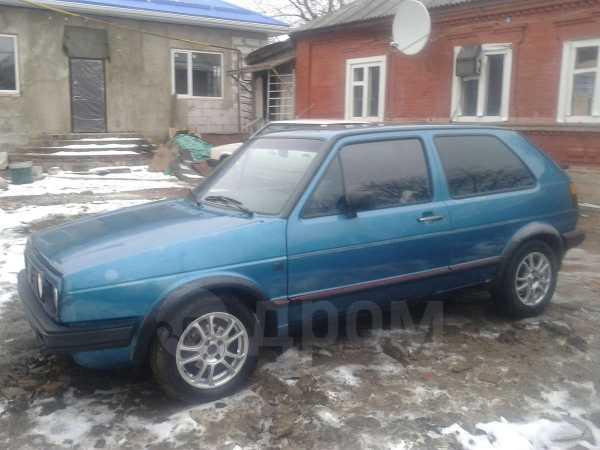 Volkswagen Golf, 1986 год, 162 000 руб.