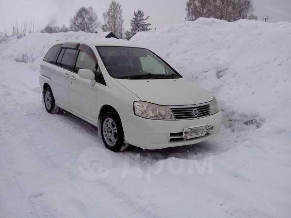Nissan Liberty, 2002 год, 299 000 руб.
