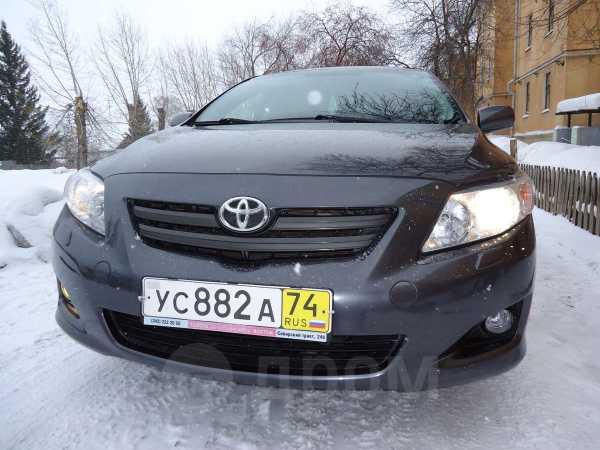 Toyota Corolla, 2007 год, 465 000 руб.