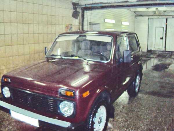 Лада 4x4 2121 Нива, 2006 год, 219 000 руб.