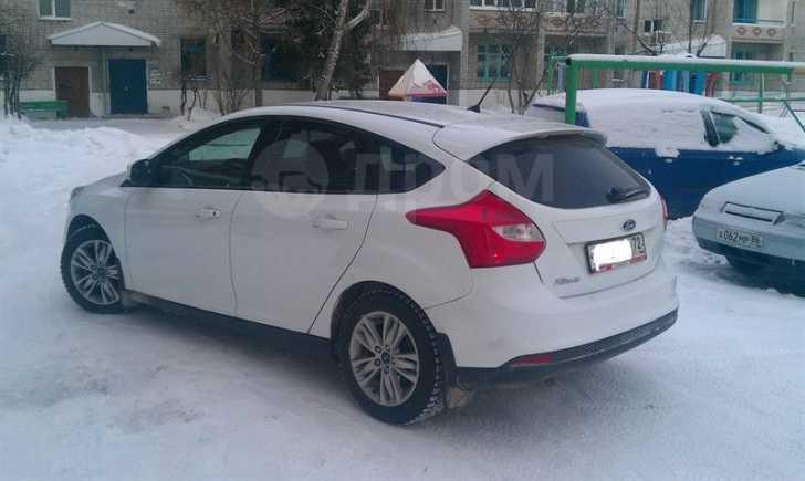 Ford Focus, 2012 год, 605 000 руб.
