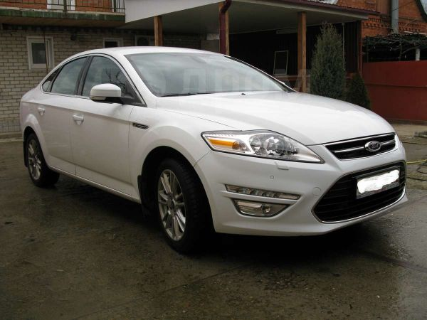 Ford Mondeo, 2012 год, 1 050 000 руб.