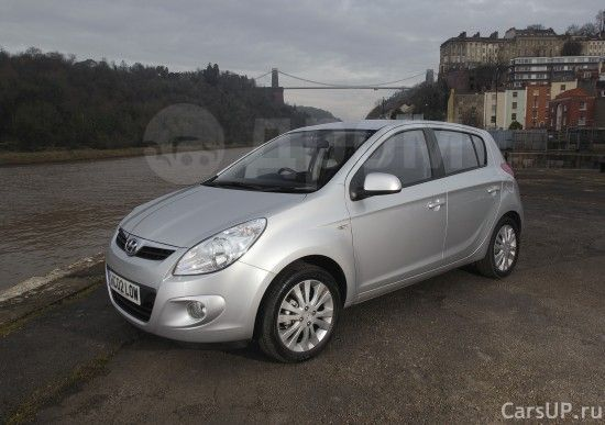 Hyundai i20, 2009 год, 480 000 руб.