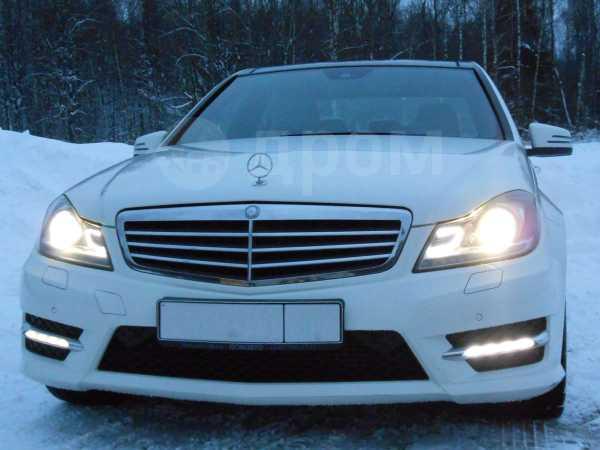 Mercedes-Benz C-Class, 2012 год, 1 190 000 руб.