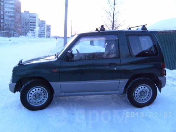 Mitsubishi Pajero Mini, 1997 год, 149 000 руб.