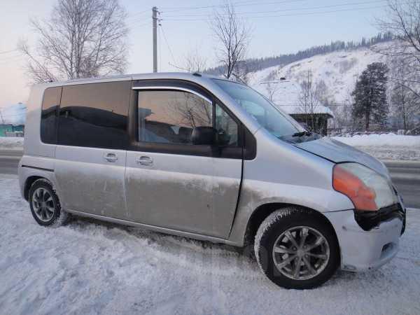 Honda Mobilio, 2002 год, 220 000 руб.