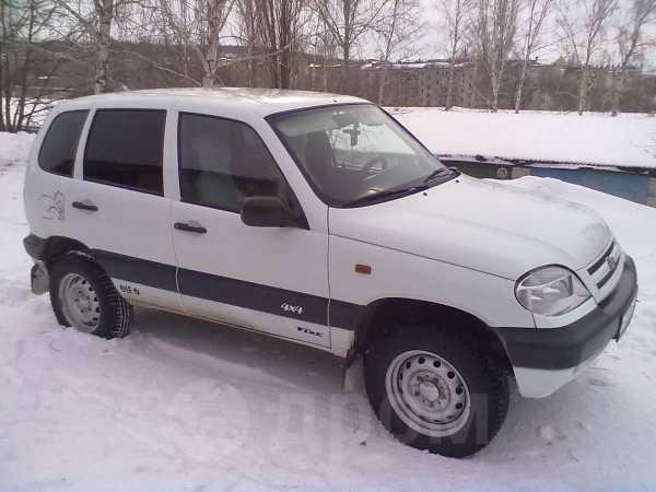 Chevrolet Niva, 2003 год, 217 000 руб.