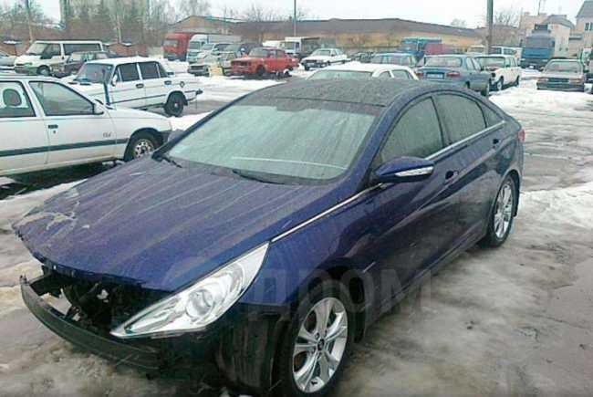 Hyundai Sonata, 2011 год, 420 000 руб.