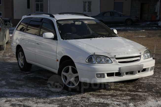 Toyota Caldina, 1999 год, 300 000 руб.