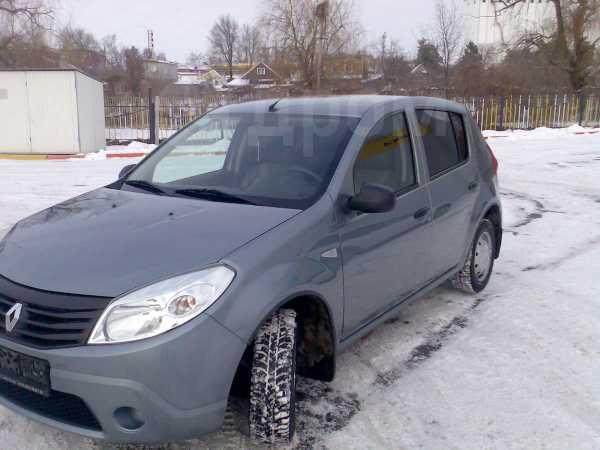 Renault Sandero, 2010 год, 335 000 руб.
