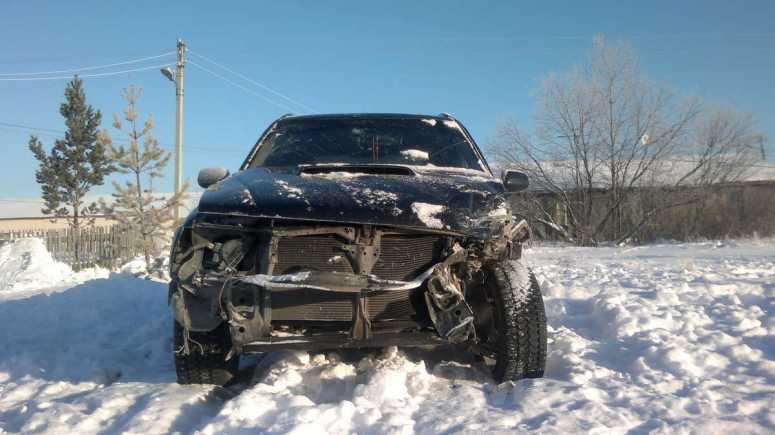 Subaru Forester, 1997 год, 120 000 руб.