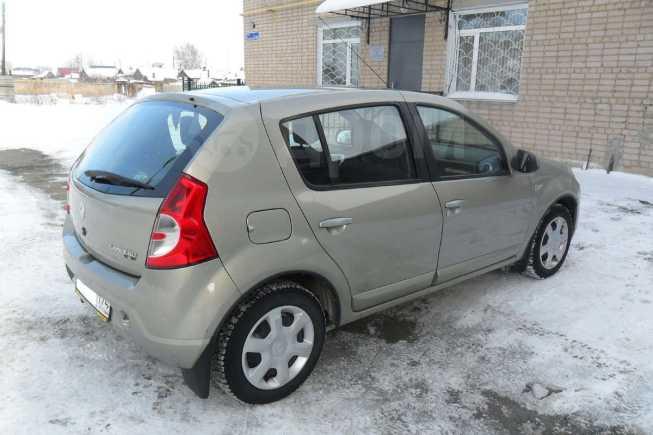 Renault Sandero, 2011 год, 410 000 руб.