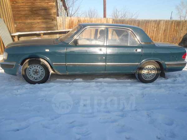 ГАЗ Волга, 2001 год, 115 000 руб.