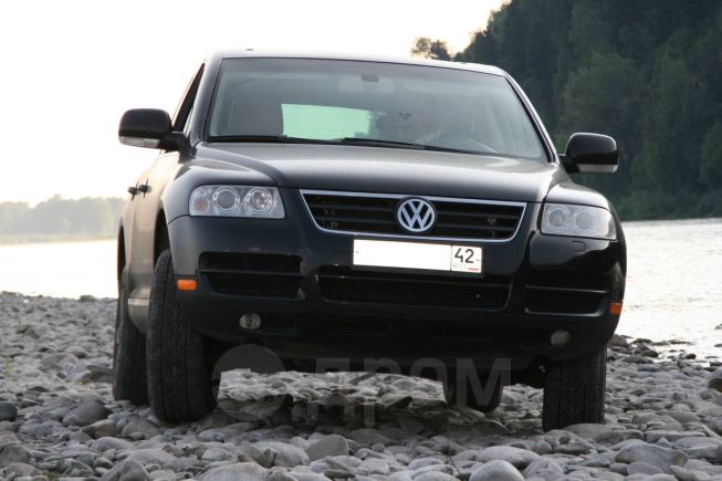 Volkswagen Touareg, 2003 год, 770 000 руб.