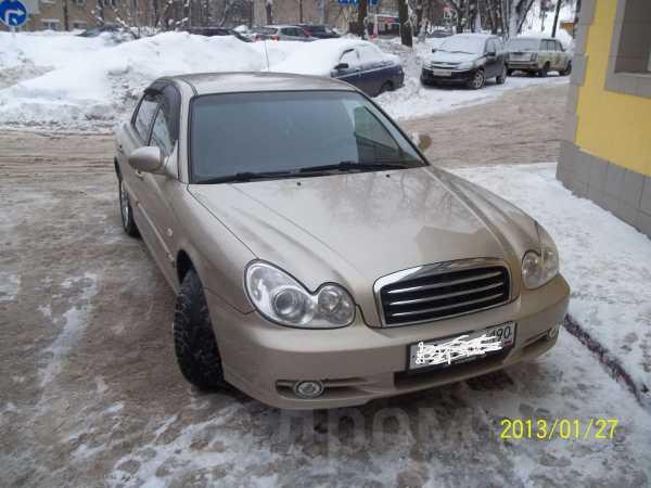 Hyundai Sonata, 2005 год, 289 000 руб.
