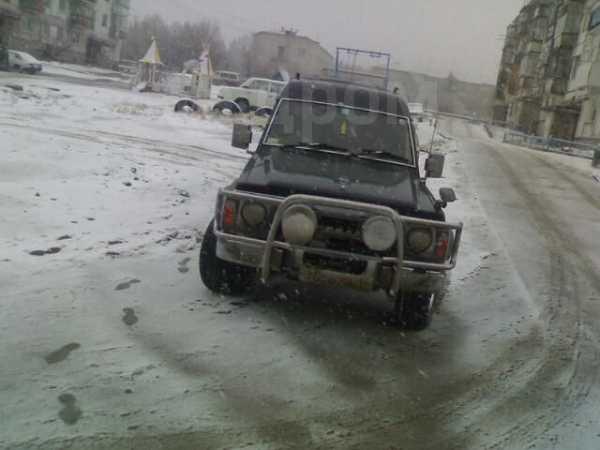 Nissan Safari, 1992 год, 684 000 руб.