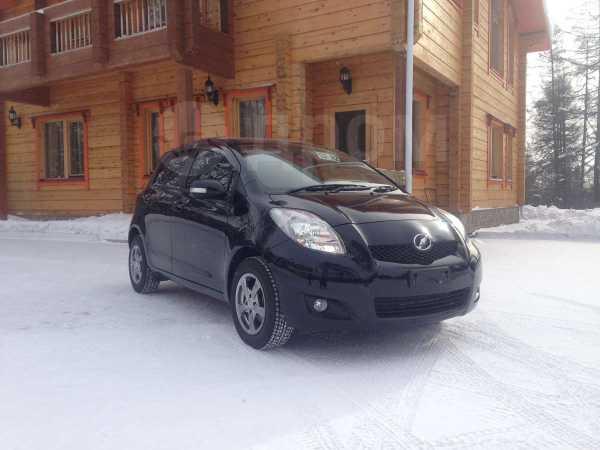 Toyota Vitz, 2009 год, 390 000 руб.