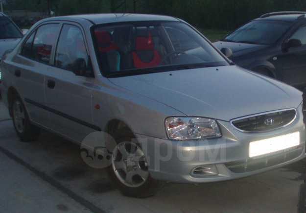 Hyundai Accent, 2008 год, 415 000 руб.