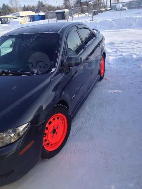 Mazda Mazda6, 2003 год, 495 000 руб.