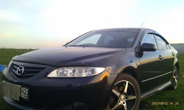 Mazda Mazda6, 2003 год, 390 000 руб.