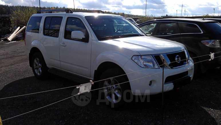 Nissan Pathfinder, 2012 год, 1 490 000 руб.