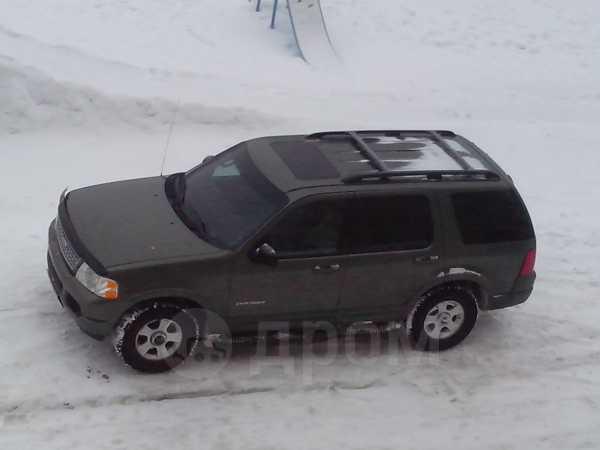 Ford Explorer, 2002 год, 370 000 руб.