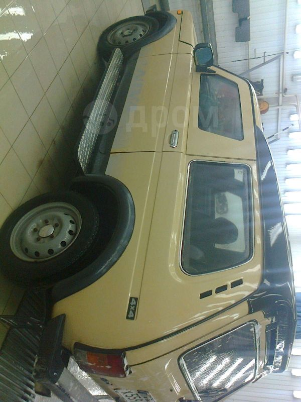 Лада 4x4 Бронто, 2003 год, 165 000 руб.