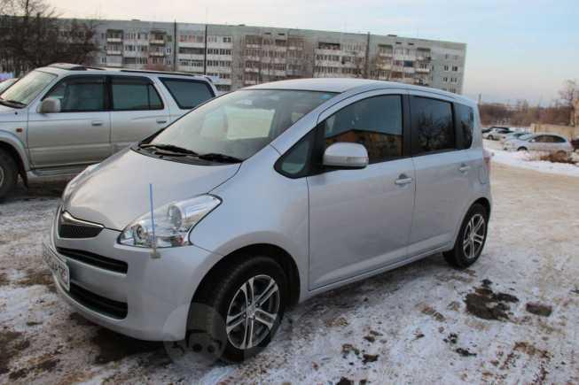 Toyota Ractis, 2008 год, 325 000 руб.