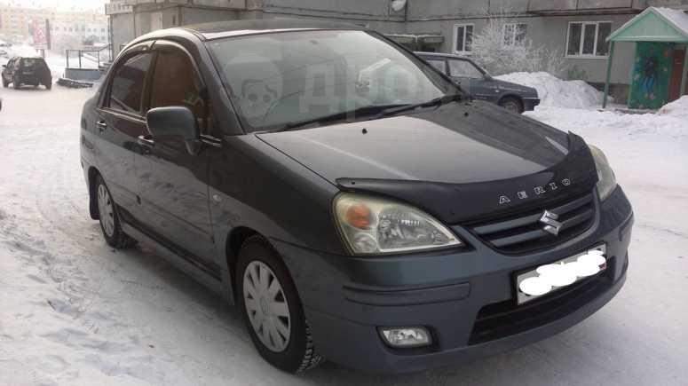 Suzuki Aerio, 2003 год, 300 000 руб.