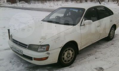 Toyota Corona SF, 1993 год, 120 000 руб.