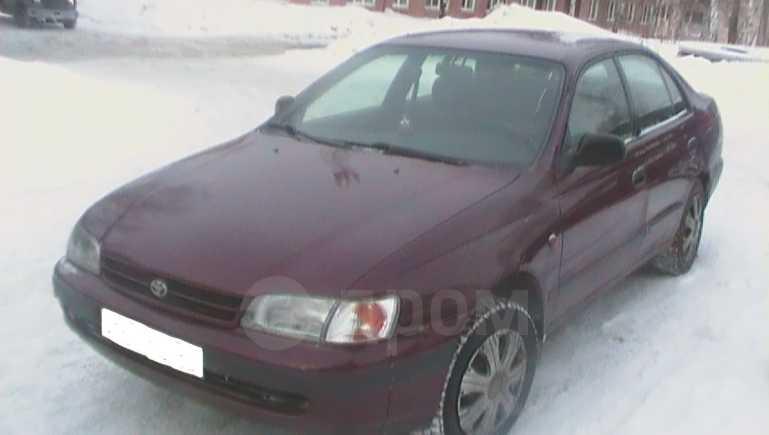Toyota Carina E, 1994 год, 260 000 руб.