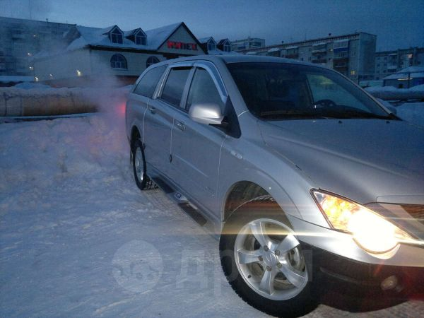 SsangYong Actyon Sports, 2008 год, 630 000 руб.