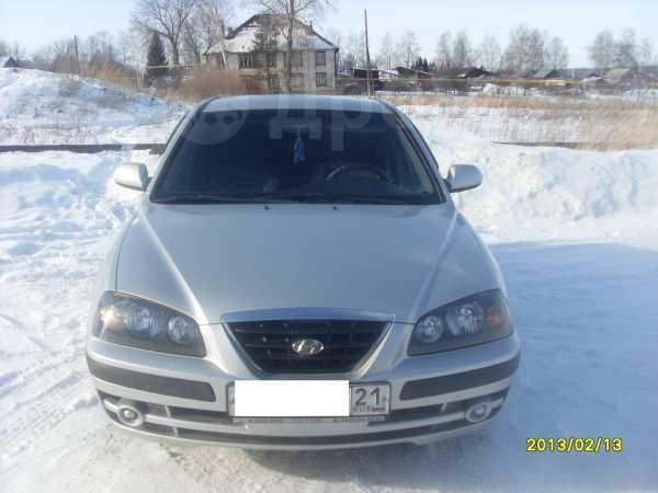 Hyundai Elantra, 2005 год, 320 000 руб.