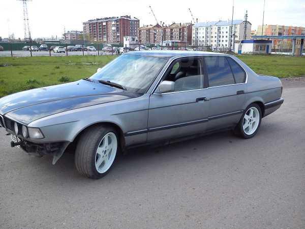BMW 7-Series, 1990 год, 150 000 руб.