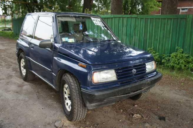 Suzuki Escudo, 1990 год, 169 000 руб.