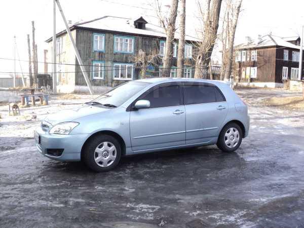 Toyota Allex, 2007 год, 425 000 руб.