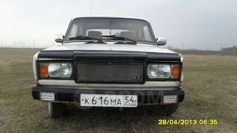 Лада 2107, 2002 год, 40 000 руб.
