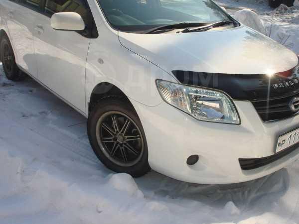 Toyota Corolla Fielder, 2009 год, 510 000 руб.