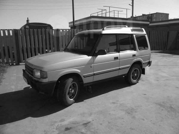 Land Rover Discovery, 1996 год, 299 000 руб.